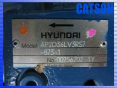 Hyundai AP2D36L hydraulic pump