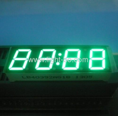 Высокая яркость 4 цифра 7 сегмент светодиодный дисплей часов %2 C различных символов высоты и цвета доступны