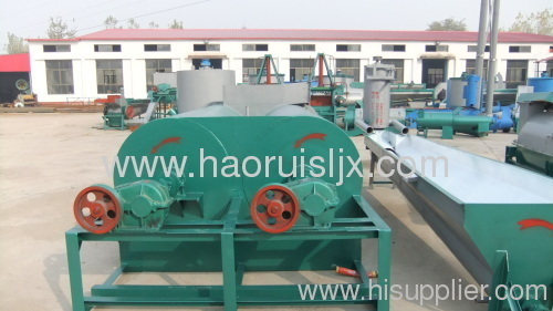 strong scrubbing washing machine for waste plastic recycle