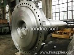 Forged shaft / shaft