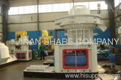 5-6T/H pellet production machine