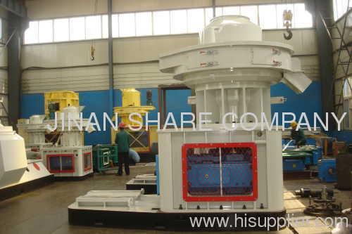 5-6T/H pellet production machine