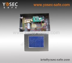 Electronic safe with Yosec Touch screen safe lock E-812T