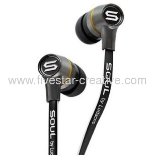 Ultra Dynamic In-Ear Headphones SL49 Black