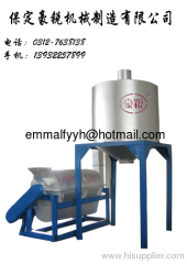 PET Recycling Equipment China Manufacturer
