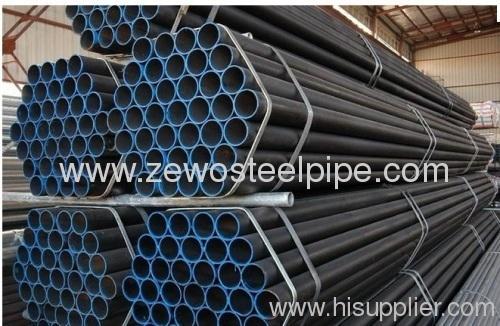 API5L A106B Gas or fluid steel pipe