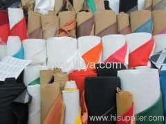 garment pu leather label