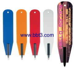 promotional book mark pens