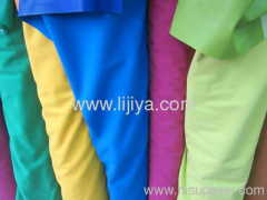 pu leather for garments