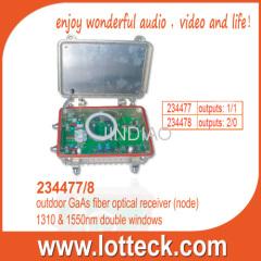 outdoor GaAs fiber optical node