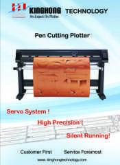 Kinghong pen cutting plotter