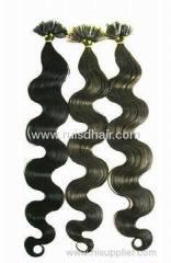 Body Wave keratin hair extension