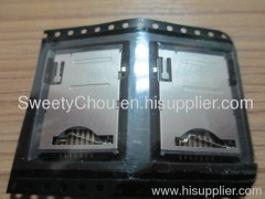 2013 Lastest & High Quality SIM Card Connector Clamshell1.8