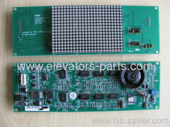 KONE elevator parts KM863270G02 863272 display board PCB original new