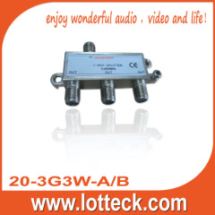 LOTTECK 20-3G3W-A/B SAT 3-WAY-SPLITTER