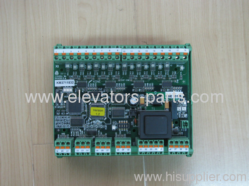 Kone Elevator spare parts KM3711832 lift parts good quality pcb KM
