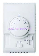 Air conditioning thermostat HVAC Systems