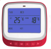 LCD Intelligent room thermostat of DRT9K