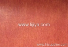 pu synthetic upper leather