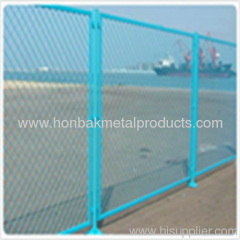 Wire Mesh post Fence