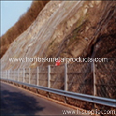 Wire Mesh road Fence