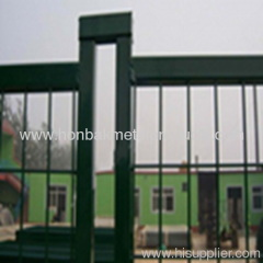 wire mesh double wire fence