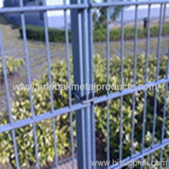 wire mesh double wire fences