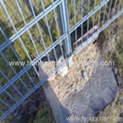wire mesh double wires fences