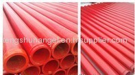 Concrete Pump Part Delivery Boom Steel Pipe