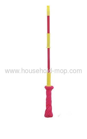 Red Magic mop microfiber twist iron pole