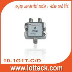LOTTECK 10-1G1T-C/D 1-WAY TAP