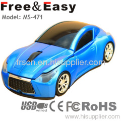 2013 good gift car mouse for promotion