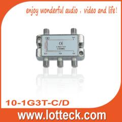 10-24dB 10-1G3T-C/D 3-WAY TAP