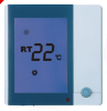 Intelligent LCD display thermostat of DRT8F