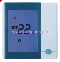 LCD smart digital thermostat of DRT8F