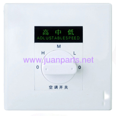 TSS5-5 switched with three speed Air Conditioner Parts