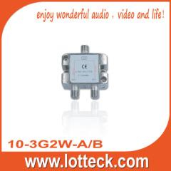 5-2400MHz Frequency Range 10-3G2W-A/B 2-way splitter