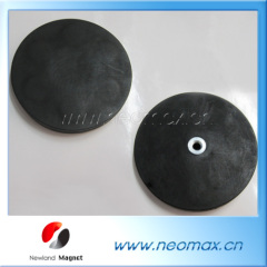 Permanent NdFeB rubber magnet