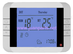 Thermostats for floor (warm-water) heating system