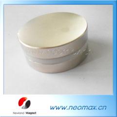 N38 Sintered Neodymium Magnet Disc