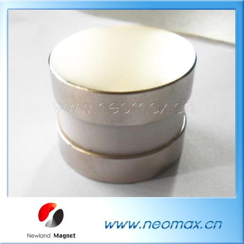 N40 Sintered Neodymium Magnet Disc