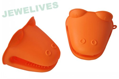 Jewelives Silicone & Rubber Gloves in Heat Resistant