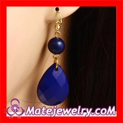 Wholesale Chinese Teardrop Bead Earrings