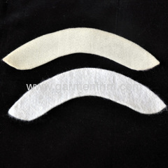 sleeve head interlining for gamment use