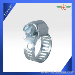 "3/4"" stainless steel hose clamp"