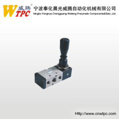 SMC hand valve pull valve draw vall push valve 4H210-08