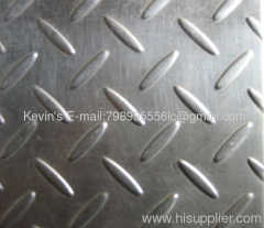 Stainless steel -checkered plate