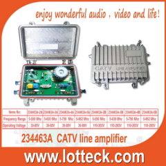30-80V CATV line amplifier