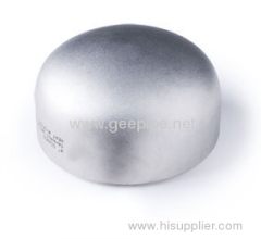 china stainless steel forged cap