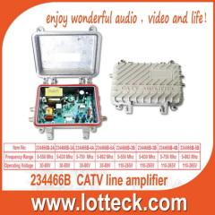 5-750 Mhz CATV line amplifier
